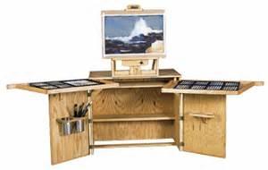 art studio desks best urania s desk pastelist s art desk easel