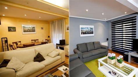 decoracion de comedor y sala decorar sala con comedor antes y despu 233 s