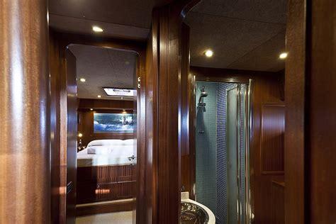 electra superyacht master cabins bathroom yacht sailing yacht myosotis master cabin and bathroom