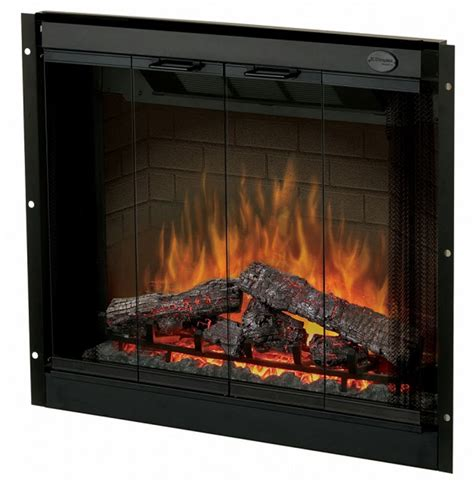 dimplex dfi2309 electric fireplace insert 36 5 quot dimplex purifire electric fireplace insert