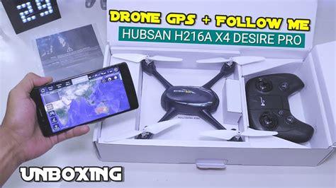 Drone Gps Murah hubsan h216a drone murah gps follow me unboxing lama indonesia