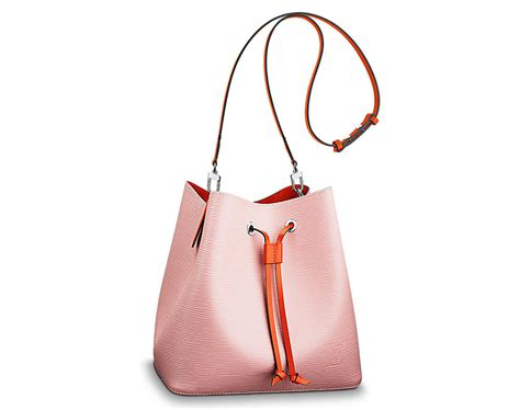 Bag Lv Neo Noe Handbag the louis vuitton neonoe bag now comes in 6 colors of epi leather purseblog
