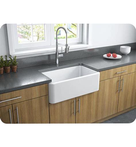 latoscana farmhouse sink installation latoscana lfs3018w 30 quot single bowl farmhouse apron front