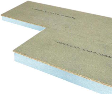 insulated chipboard flooring foamtech