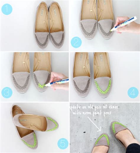 easy diy neon must wear this summer easy diy neon shoes stylefrizz