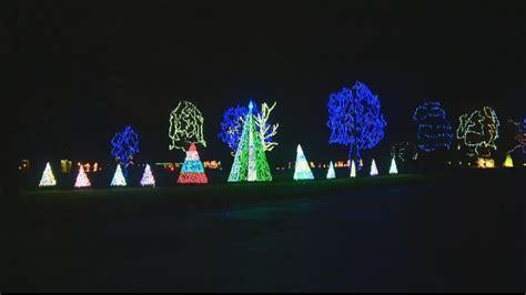 christmas tradition lights up oshkosh wluk