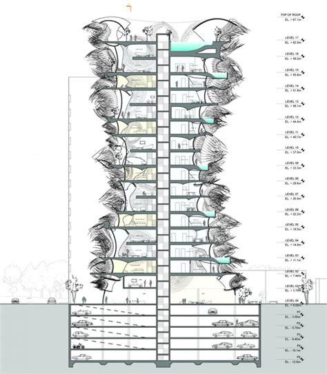 Paris Apartment Floor Plans windows are reinvented in peruvian tower concept