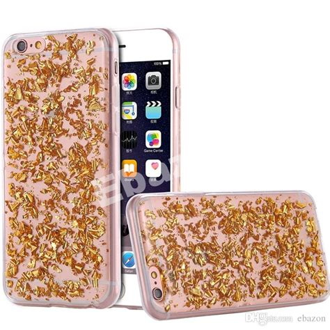 Iphone 6 6plus 6s Plus Motomo Metal Cover Hardcase Bumper Casing 1 glitter paillette sequin skin bling clear soft tpu