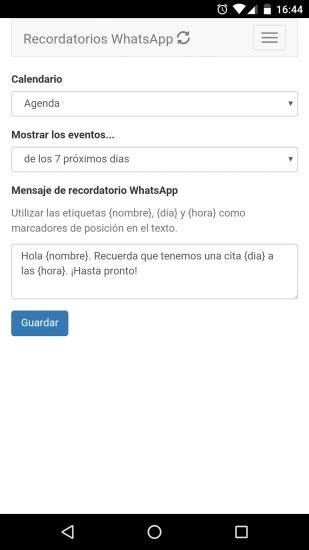Compartir Calendario Whatsapp C 243 Mo Compartir Eventos Por Whatsapp