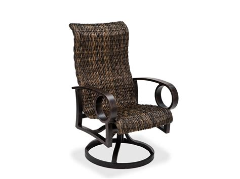 Woven Patio Chairs 2843607 Eclipse Woven Dining Aluminum Patio Furniture Outdoor Patio Furniture Chair King