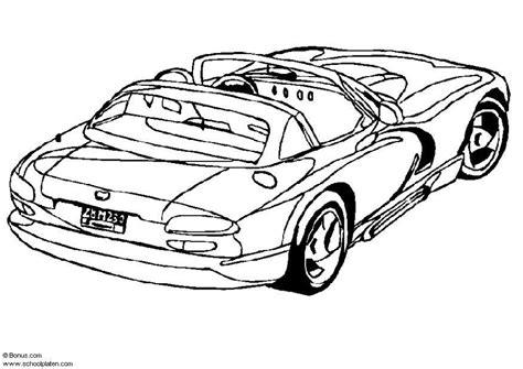 Dodge Viper Coloring Pages dodge viper coloring pages az coloring pages
