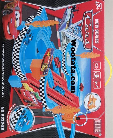 Jual Mainan Diecast Cars Murah jual mainan track racing mobil cars 2 new series murah