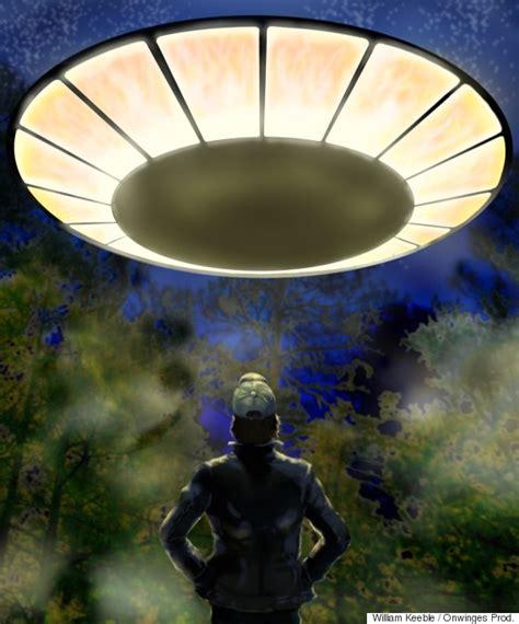 ufo alien abduction  haunts travis walton huffpost