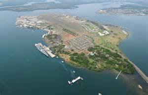 ford island housing and underground infrastructure ech