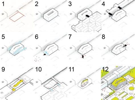 big architects diagrams 73 best images about architectural diagrams on