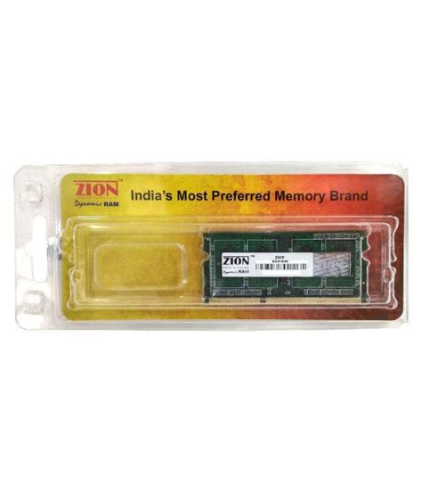 ram 4gb price zion 4 gb ddr3 ram available at snapdeal for rs 1450