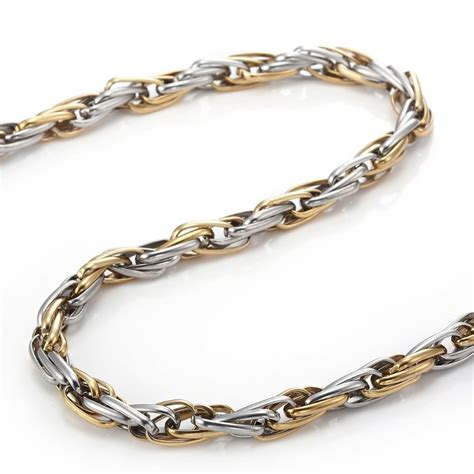 32 most wanted stunning silver chains for eternity