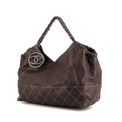 Gallery Designer Handbag Alert For Winter 2008 by Chanel Coco Cabas Handbag 339577 Collector Square