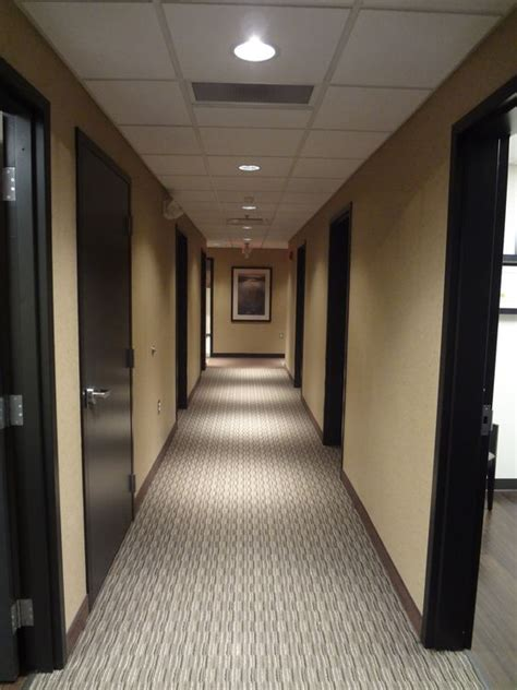 rug doctor headquarters hallways and patterned carpet on
