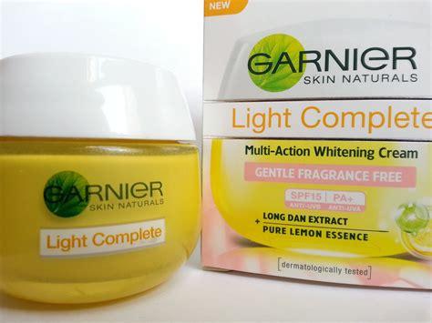 Garnier Multi Whitening garnier light complete multi whitening review