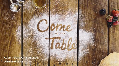 come to the table come to the table 187 m t photography and films