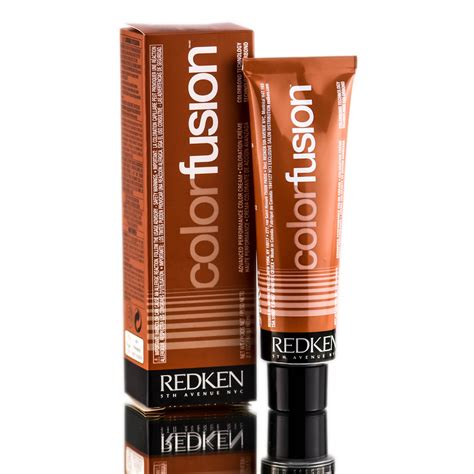 redken color fusion redken color fusion haircolor colorcreme fashion