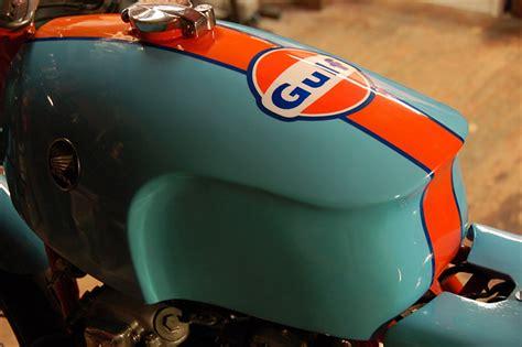 gulf racing motorcycle gulf g e o r d i e b i k e r