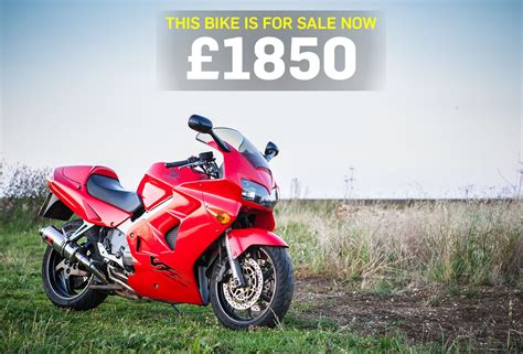 vfr 600 for sale bike of the day honda vfr800 mcn