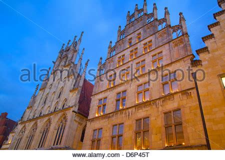 City Shop Münster by Munster Germany Historic Stock Photos Munster Germany