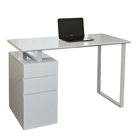 modern desk modern desks talia desk w file eurway furniture