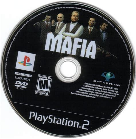 Mafia Ii Ps3 Cd image gallery ps2 cd