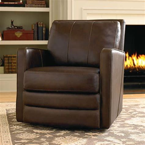 Leather Swivel Chair Recliner - missing product saddleclub family room swivel chair