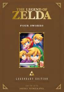the legend of four swords legendary edition