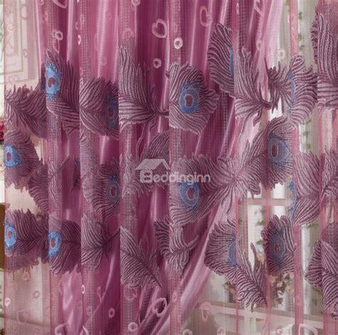 Peacock Schlafzimmerdekor by Die Besten 17 Ideen Zu Purple Lined Curtains Auf