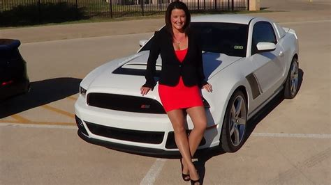 roush stage  mustang aluminator phase   rogers ford  midland texas