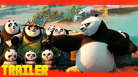 imagenes de kung fu panda 3 la pelicula kung fu panda 3 2016 tr 225 iler oficial 2 espa 241 ol latino