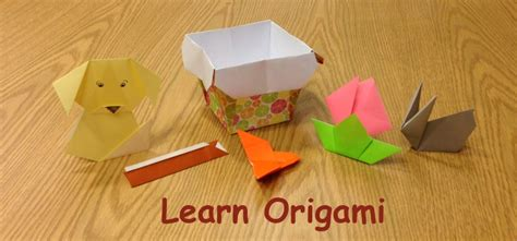 Origami Learning - learn origami at the library topeka shawnee county