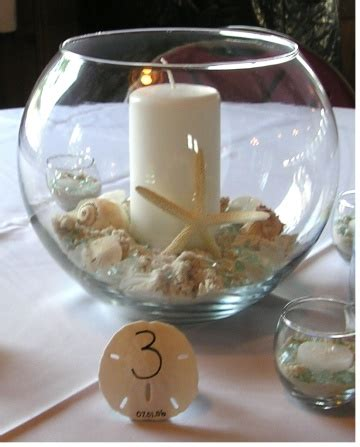 Underwater Vase Lights Wedding Centerpieces Rooted In Love