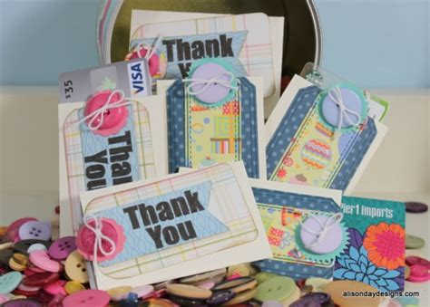 Spotlight Gift Card - new product spotlight gift card sleeves alison day designs