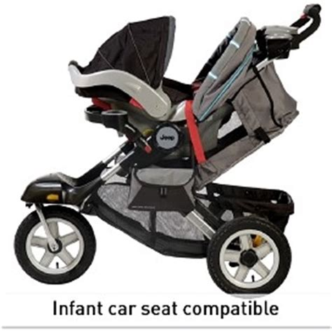jeep car seat stroller jeep 174 liberty limited terrain stroller