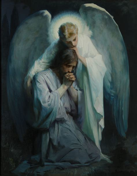 The Agony In The Garden the atonement gives us lds net mormon social news network