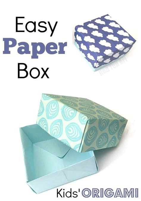 How To Make A Paper Gift Box Step By Step - best 25 diy gift box ideas on diy box gift