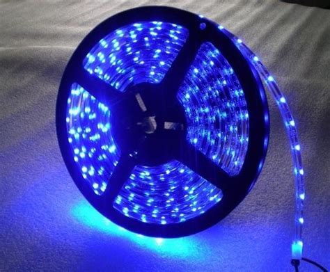 Marine Led Light Strips 5m Waterproof Marine Led Lights Blue Light