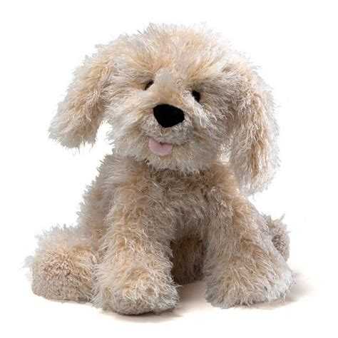 gund labradoodle stuffed animal plush 10 5 quot