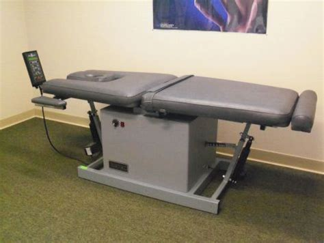 physical therapy tables for sale used mckenzie repex physical therapy table for sale
