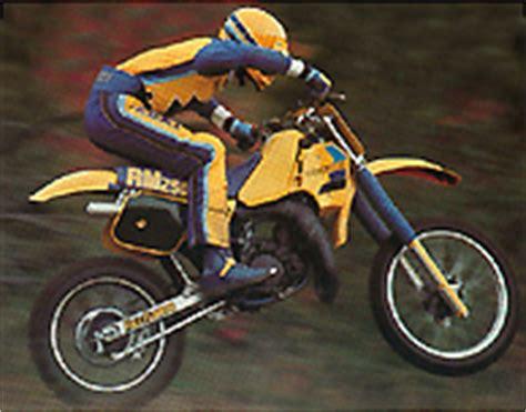 1984 Suzuki Rm250 Suzuki Rm250 1984