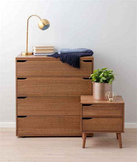 bedroom furniture tallboy lincoln tallboy 4 drawer latte bedroom furniture