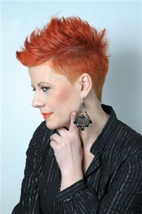 hot styling mohawks the pixie revolution hot or not the mohawk fauxhawk on
