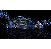 Monster Energy Infiniti G37 Side Plastic Live Colors Car