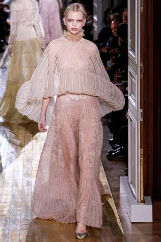 Runway Report Valentino Couture by Runway Report Haute Couture Fashion Week
